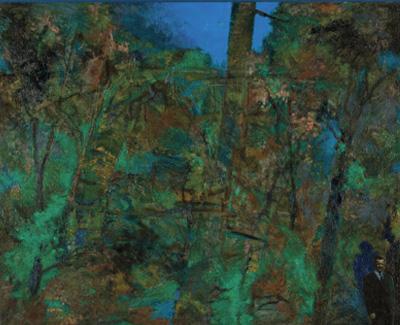 Tony Urquhart: Intimate Worlds